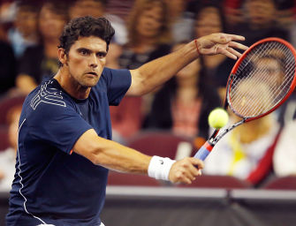 Mark Philippoussis verliert bei Tennis-Comeback