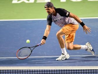 US Open: Haas scheitert in erster Runde