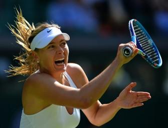 US Open: Maria Sharapova sagt Teilnahme ab