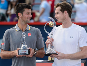 Im Video: Finalhighlights Murray vs. Djokovic