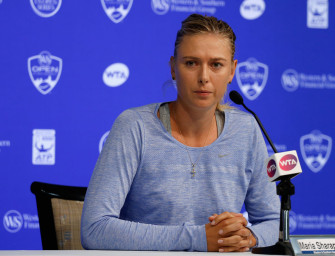Mail aus New York: Der Sharapova-Schock