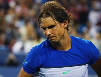 Weiter im Formtief: Nadal verliert früh in Cincinnati