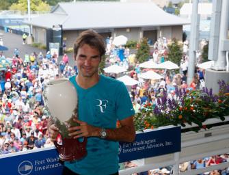 Der neue Federer: Volle Attacke, voller Erfolg?