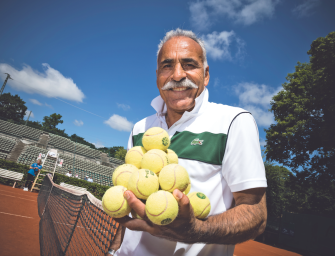 Trickshot-Legende Mansour Bahrami im Video-Interview