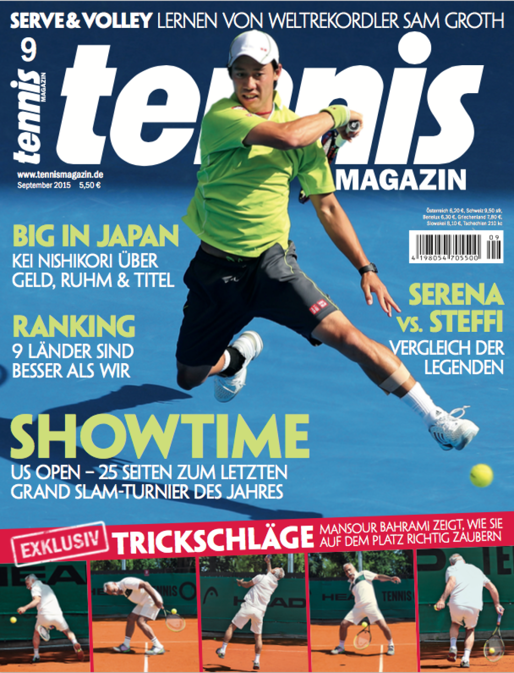 tennis MAGAZIN 9:2015