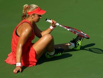 Knieprobleme: Saison-Aus für Sabine Lisicki