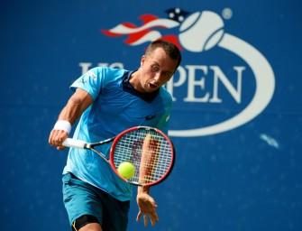 US Open: Kohlschreiber gewinnt Generationen-Duell mit Zverev