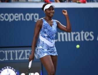 US Open: Venus Williams legt Grundstein für Sister Act