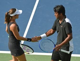 Hingis/Paes gewinnen Mixed-Titel bei US Open