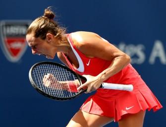Serena Williams scheitert und verpasst Kalender-Grand-Slam