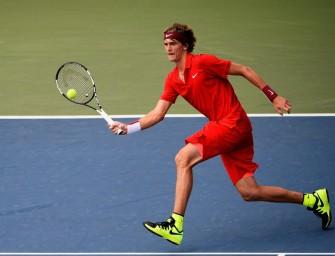Davis-Cup-Debüt von Zverev geplatzt