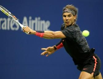 Nadal komplettiert spektakuläres Davis Cup-Team