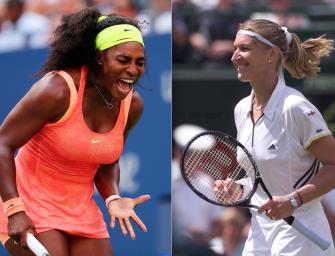 tennis MAGAZIN-Videoblog: Serena vs. Steffi