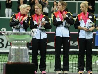 Fed Cup: Kerber und Co. in Leipzig gegen die Schweiz
