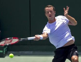 Davis Cup: Kohlschreiber sichert DTB-Auswahl den Klassenerhalt