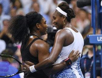 US-Open: Serena Williams gewinnt Sister Act
