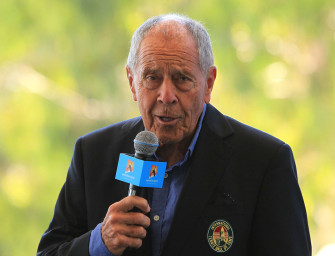 Videoblog: Favoritencheck von Nick Bollettieri