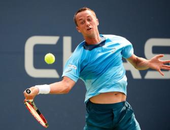 Mail aus New York: Wer spielt Davis Cup für Deutschland?