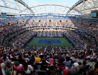 Mail aus New York: Big, bigger, US Open