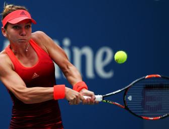Simona Halep erreicht erstes US Open-Halbfinale