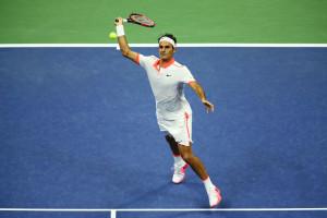 Federer vs. Isner
