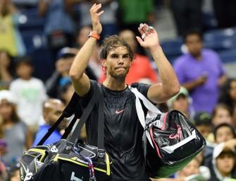 Rafael Nadal nur noch einer unter vielen