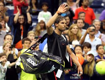 Rafael Nadal: Erste Niederlage nach einer 2:0-Satzführung