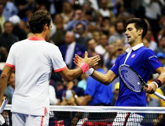 Finalhighlights im Video: Djokovic schlägt Federer