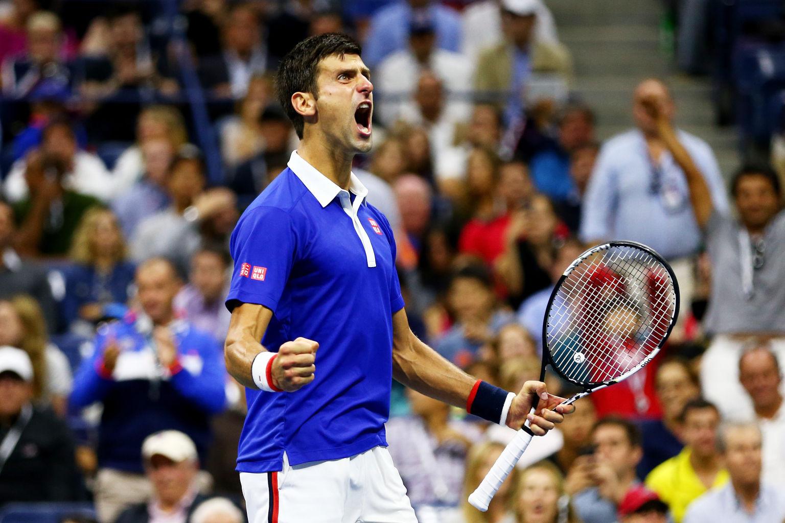 Herz für Novak