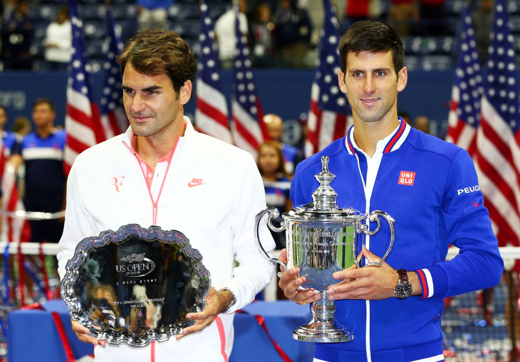 on Day Fourteen of the 2015 US Open at the USTA Billie Jean King National Tennis Center on September 13, 2015 in the Flushing neighborhood of the Queens borough of New York City.