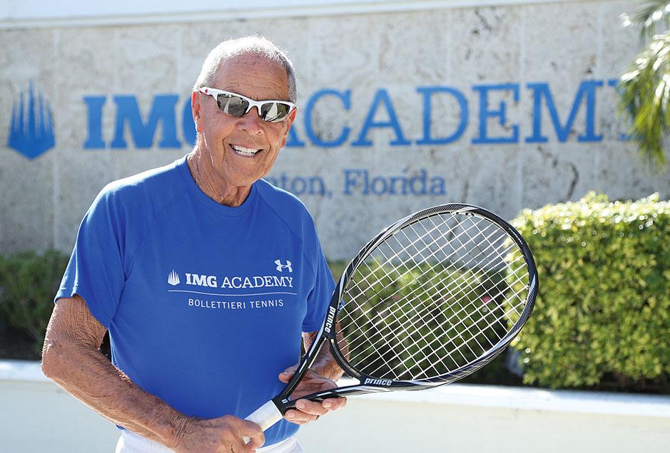 Mit Travel Wortel zur IMG Bollettieri Tennisakademie