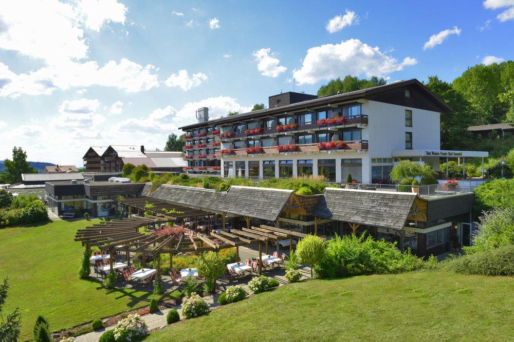 Reine Luft & herrliche Aussicht im Bayerischen Wald