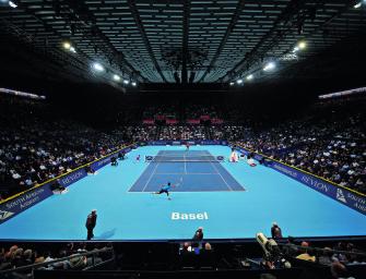 Top-Besetzung beim ATP-Turnier in Basel