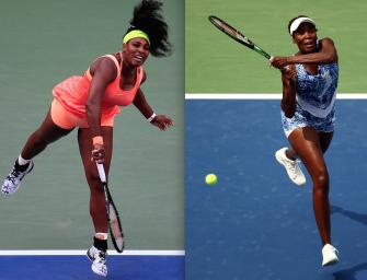 Match des Tages am Dienstag: Serena vs. Venus