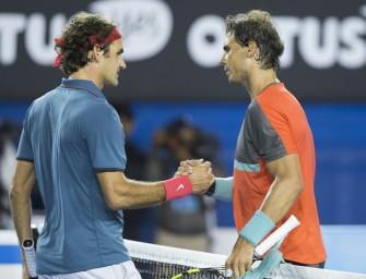 Traumfinale zwischen Federer und Nadal in Basel