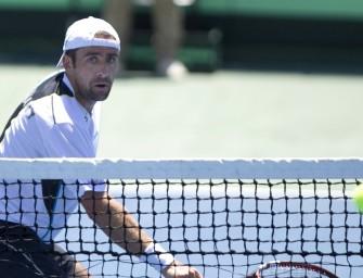 Becker besiegt Dimitrov und steht im Halbfinale