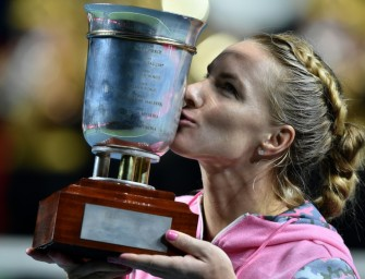 Kusnetsova gewinnt WTA-Turnier in Moskau