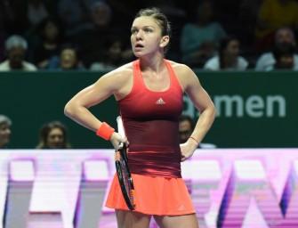 WTA-Finals: Halep raus – Sharapova weiter
