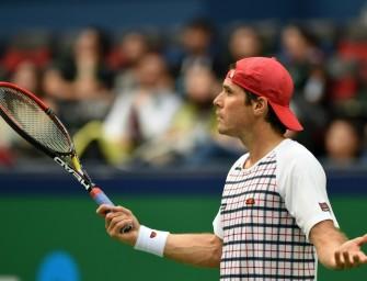 Haas kassiert Erstrunden-Niederlage gegen Tsonga in Wien