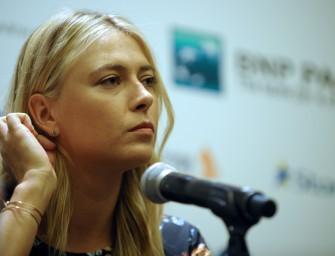 WTA-Finals: Sharapova sieht sich nicht als Favoritin
