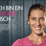 Andrea Petkovic Interview