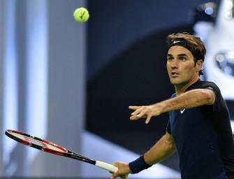 Shanghai: Federer verliert gegen Nummer 70. der Welt