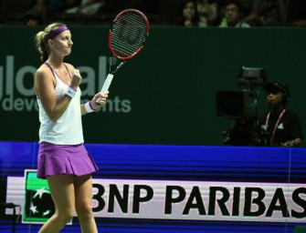 WTA-Finals: Kvitova besiegt Safarova