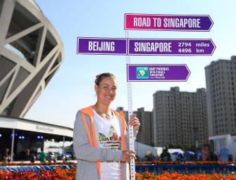 Kerber & die WTA-Finals: Viele Wege führen nach Singapur