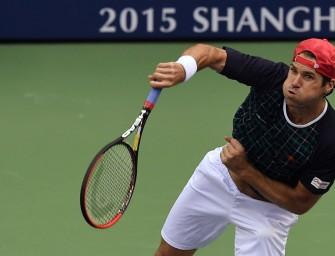 Shanghai: Haas unterliegt Anderson