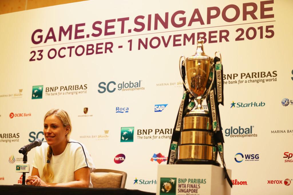 Kerber Singapur