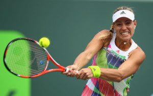Tennis Weltrangliste der Damen: Angelique Kerber ist nach Steffi Graf die zweitbeste Deutsche.
