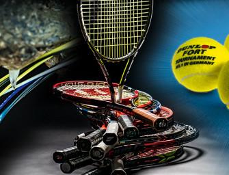 Schläger, Bälle, Saiten – Tennistest-Special zum Download!