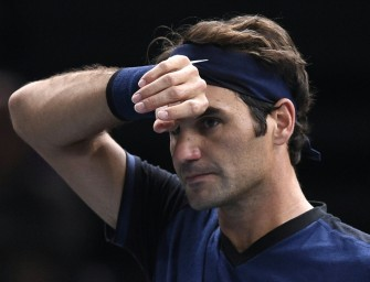 Paris: Federer raus – Djokovic und Murray souverän