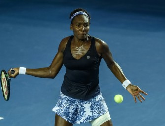 Zhuhai: Venus Williams im Endspiel